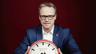 «Bisher haben wir rund einen Drittel angezahlt und mit Bankgarantien abgesichert»: Andreas Meyer über den 1,9 Milliarden Franken teuren Zug-Deal.
