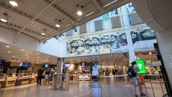 Das Einkaufszentrum Sälipark ist nach dem Lockdown gut angelaufen.