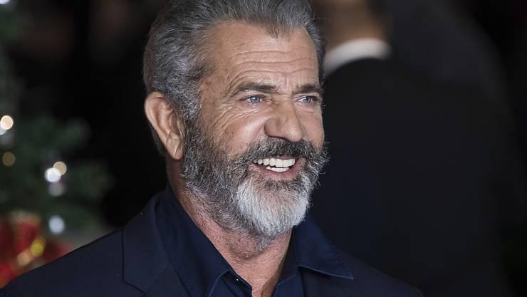 """Mel Gibson soll einen Westernklassiker neu auf die Leinwand bringen: Warner Bros. gab bekannt, dass Gibson als Regisseur für das Remake von """"The Wild Bunch"""" aus dem Jahr 1969 vorgesehen ist. (Archivbild)"""