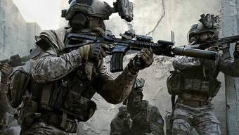 Wer das neue Call of Duty spielt, muss stressresistent sein.