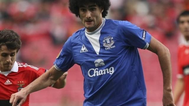 Saisonende für Evertons Marouane Fellaini