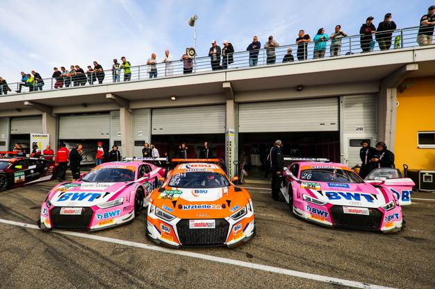 ADAC GT Masters 2018