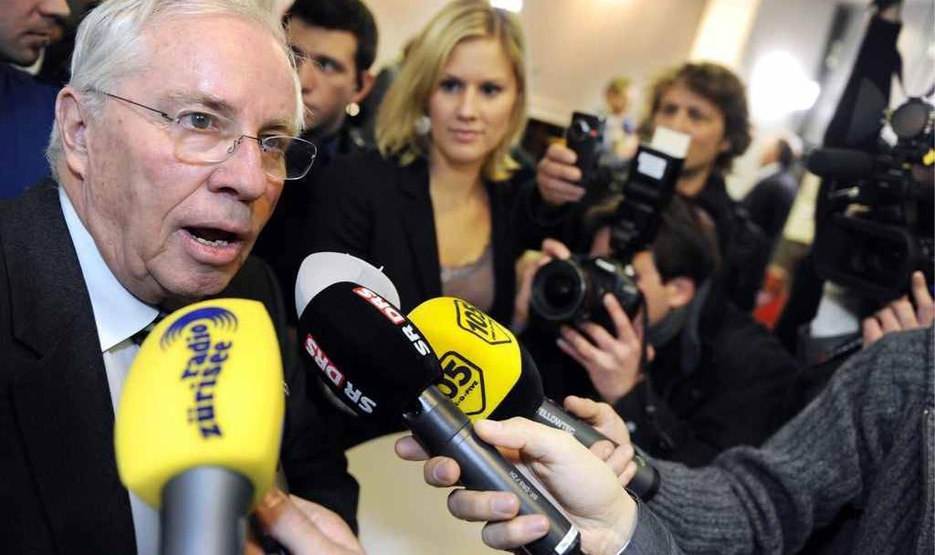 Blocher zur Niederlage als Ständeratskandidat