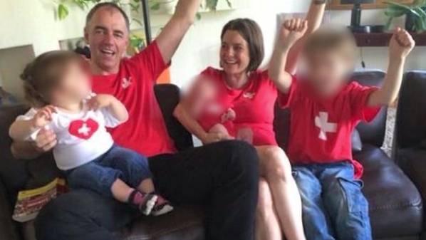 Christophe Darbellay wurde zum vierten Mal Vater - allerdings hat das Ganze einen Haken.