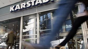 Karstadt macht weiter vorwärts mit der Reorganisation
