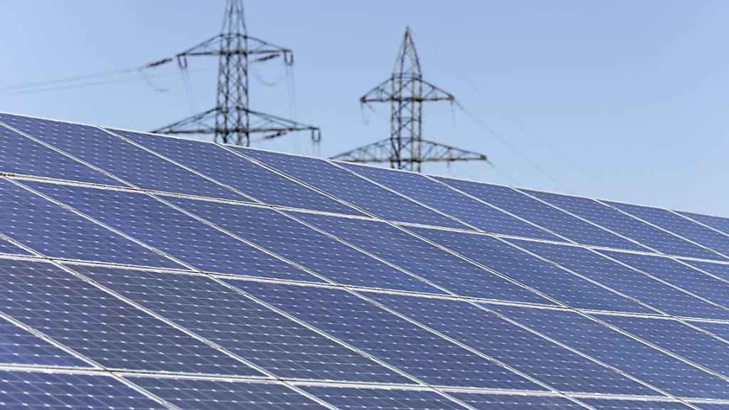 Mit dem Energiekonzept 2020-2030 will der Kanton Thurgau die Produktion erneuerbarer Energie deutlich ausbauen (Archivbild).