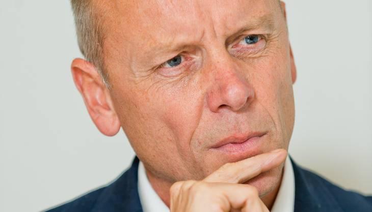 Thomas Pauli-Gabi ist Leiter der Abteilung Kultur des Kantons Aargau.