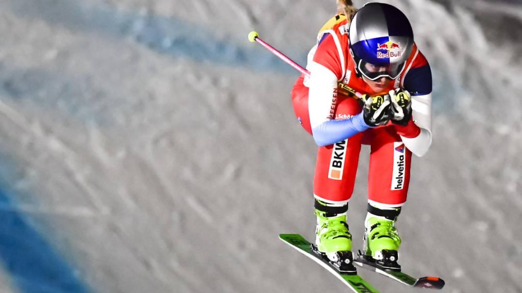 Bange Momente und viel Freude am Skicross-Heimweltcup