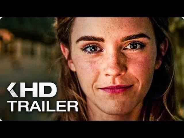 Die Schöne und das Biest - der Trailer