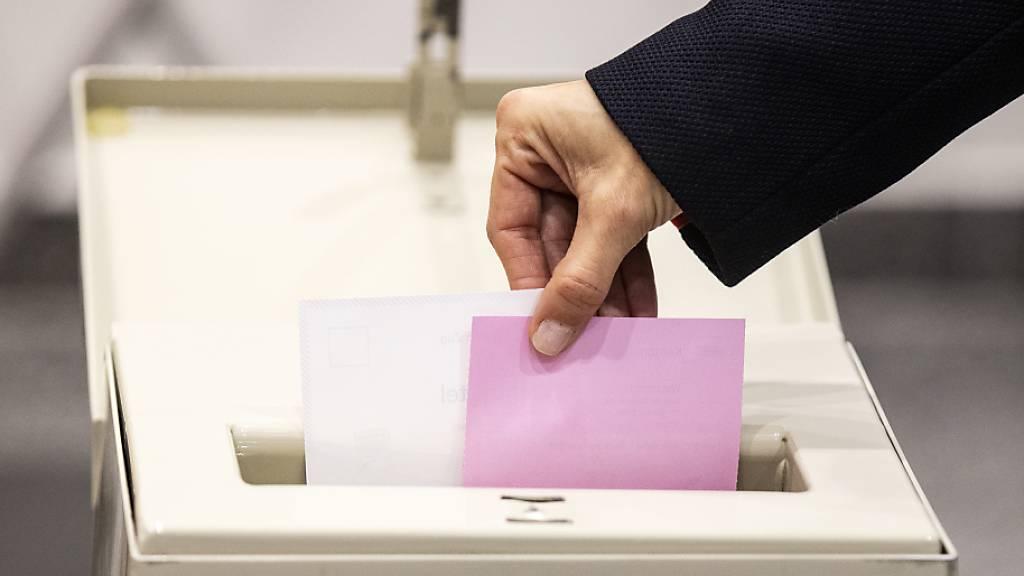 Das Zentralschweizer Stimmvolk stimmt am Wochenende auch über diverse kommunale und kantonale Vorlagen ab