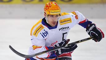 Captain Victor Stancescu kommt mit den Flyers in die Provinz.