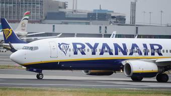 Bei Ryanair haben Streiks bereits im ersten Geschäftsquartal 2018/19 auf die Bilanz gedrückt. (Archiv)