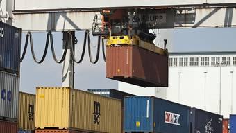 Der Schweizer  Exportmotor ist im August ins Stottern geraten. (Archivbild)