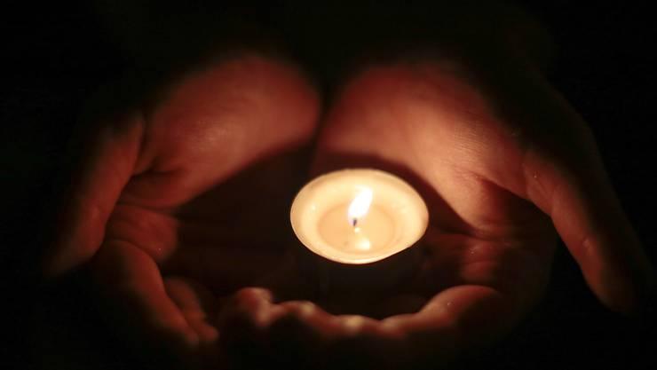 Die Taizé-Gemeinschaft versammelt sich dieses Jahr in Riga zum Gebet (Symbolbildl)