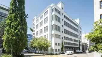 Das Gebäude von Ciba aus dem Jahr 1937 steht auf der Inventarliste der schützenswerten Bauwerke.