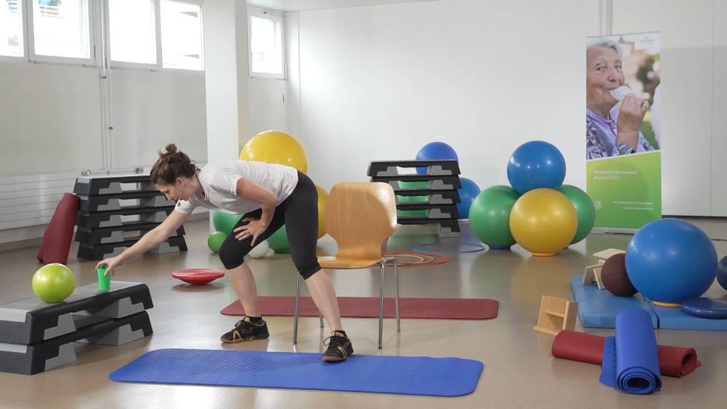 «Gymnastik im Wohnzimmer» vom 5. März 2021