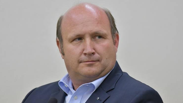 Peter Hodel, Gemeindepräsident Schönenwerd
