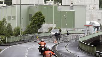 """Der Bund rechnet laut der """"NZZ am Sonntag"""" mit längeren Laufzeiten für Schweizer Atomkraftwerke als die bisher geplanten 50 Jahre. (Archivbild)"""