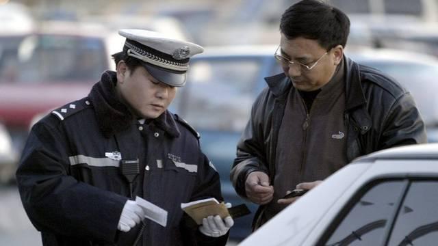 Neben ihren russischen Kollegen sind vor allem chinesische Beamte Schmiergeldzahlungen nicht abgeneigt (Symbolbild)