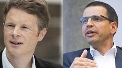 Jonas Fricker und Matthias Jauslin ziehen unterschiedliche Schlüsse zum Alstom-Abbau.