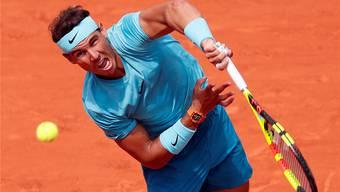 Rafael Nadal steht nach einer überzeugenden Leistung gegen Del Potro im Final von Roland Garros