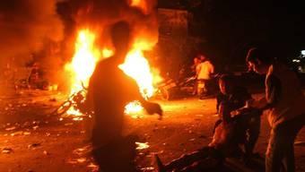 Bombenanschlag im Sungai-Kolok-Bezirk, Südthailand
