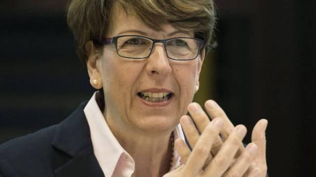 Post-Konzernleiterin Susanne Ruoff