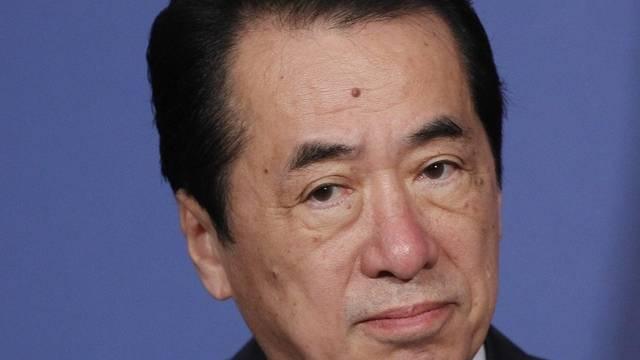 Naoto Kan will bereits im August zurücktreten