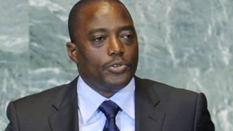 Der Oberste Gerichtshof bestätigt Kabila als Wahlsieger (Archiv)