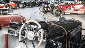 «Specials» werden augestellt im Muttenzer Oldtimer-Museum