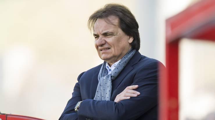Constantin investiert viel Geld in den FC Sion.