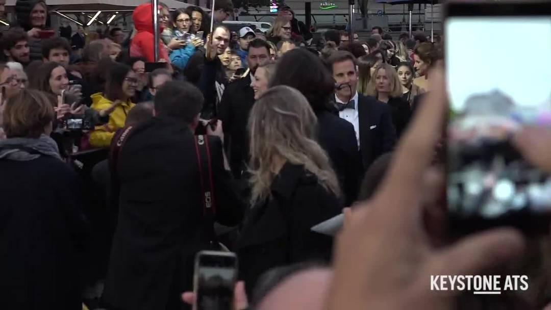 Blitzbesuch von Cate Blanchett am ZFF