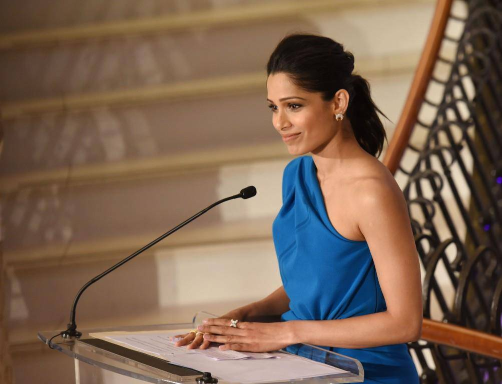 Freida Pinto (© Getty Images)