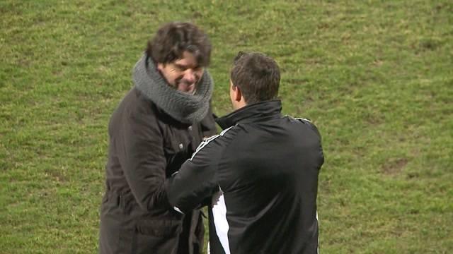 Sforza gibt dem FCA einen Korb