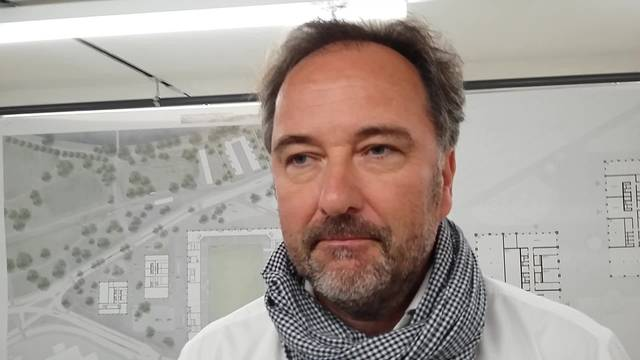Markus Knauss, Co-Geschäftsführer VCS Zürich und Zürcher Gemeinderat (Grüne)