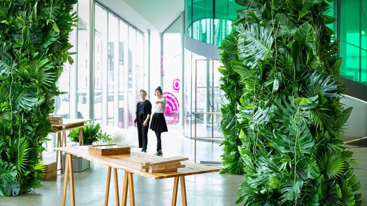 «Blumen für die Kunst» – alle Werke der Ausstellung im Kunsthaus Aarau in der Bildergalerie