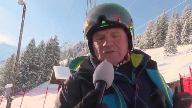 Adelboden im Weltcup-Fieber