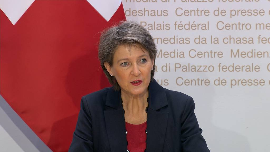 Komplette Pressekonferenz des Bundesrats vom 11. Dezember 2020