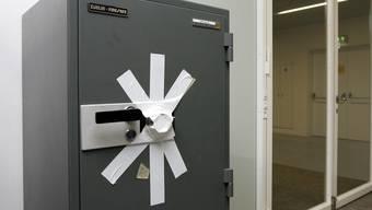 Die Einbrecher haben den Tresor mitgenommen statt geknackt (Symbolbild)