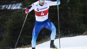 Sprintete für die Schweizer Staffel auf den 4. Platz: der Urner Roman Furger