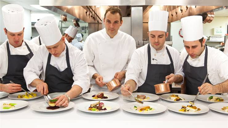 Aargauer Weltmeister Koch Zum Gluck Mit 14 Die Schule Geschmissen