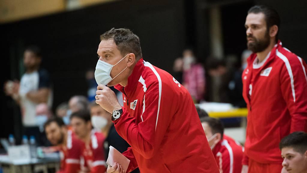 Nationaltrainer Michael Suter muss auf einen weiteren Test gegen Italien verzichten