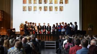 Diplomfeier Berufsfachschule BBB