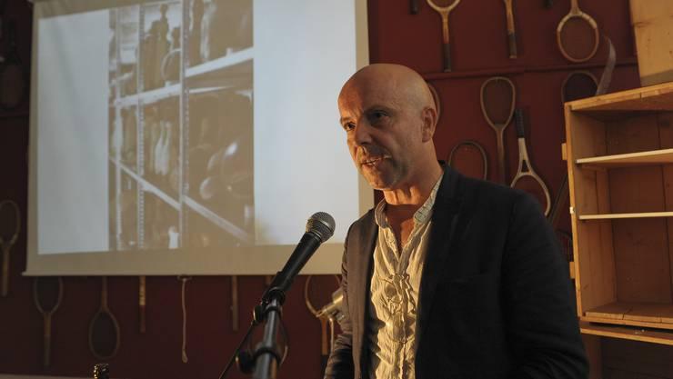 Gregor Dill, Direktor des Sportmuseums, glaubt weiterhin an Subventionen aus dem Baselbiet.