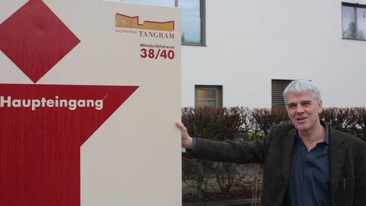 «Ich konnte nicht hinter der neuen Strategie stehen.» Clemens Moser Ehemaliger Leiter des Wohnheims Tangram