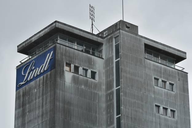 Seit 1971 ist Lindt & Sprüngli am Standort Olten präsent.