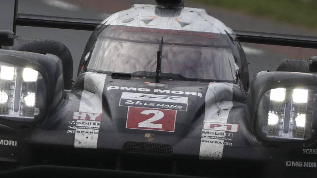Der Porsche 919 führte Neel Jani zum Erfolg