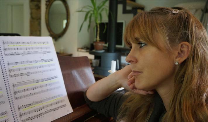 Stephanie Bühlmann, Sopranistin