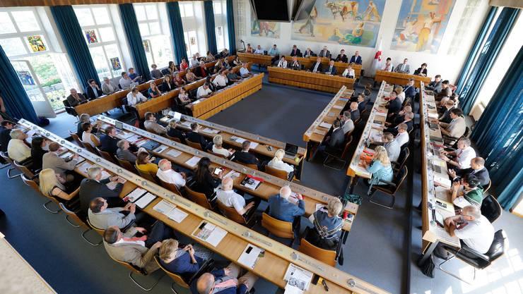 Die Landrats-Fraktionen haben sich für die Gesetzesänderung zum Initiativrecht ausgesprochen.
