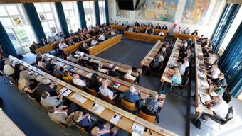 14 Budgetanträge stellte der Landrat an die Regierung.